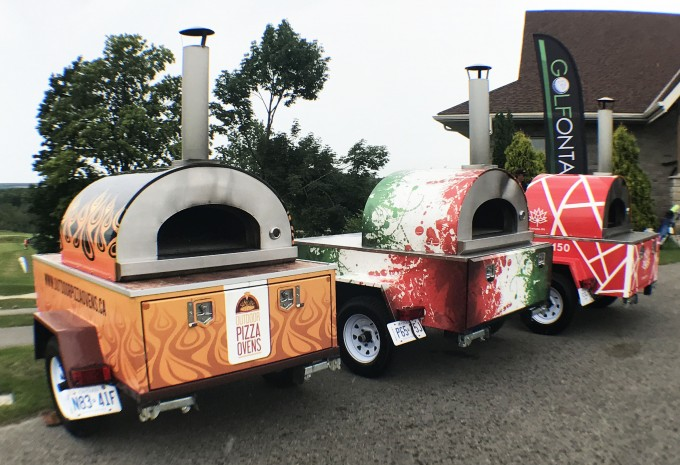 Wood Fired Oven Rental Outdoor Pizza Ovens