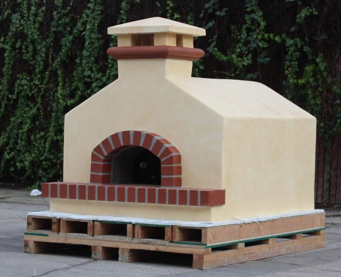 Toscana 90g 36 Quot Gabled Wood Gas Pizza Oven Outdoor