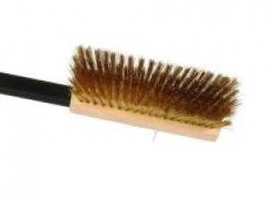 Premium Copper Oven Brush