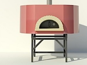 Modena2G120 Wood-Fired Commercial Oven - 48