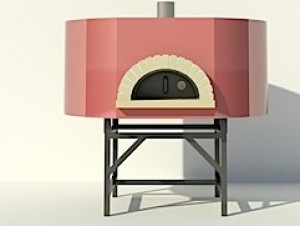 Modena2G120 Gas-Fired Commercial Oven - 48