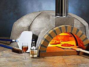 Modena 120 Modular Gas Pizza Oven Kit - 48
