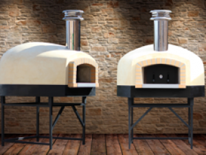Roma120 D-Series Wood Pizza Oven 48