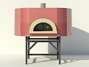 Modena2G180 Gas-Fired Commercial Oven - 56