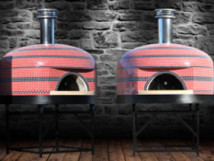Napoli120 Wood-Fired Commercial Oven - 48