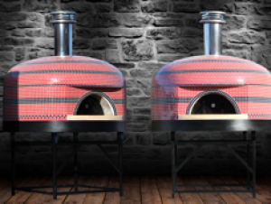 Napoli140 Wood-Fired Commercial Oven - 56