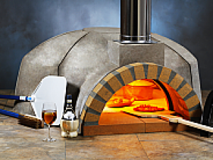 Modena 160 Modular Wood Pizza Oven Kit - 56