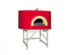 Professionale120 Assembled Wood/Gas Pizza Oven Kit 48
