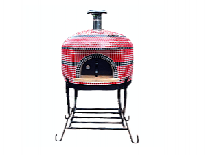 Napolino 70 Assembled Naples-Style Pizza Ovens - 28