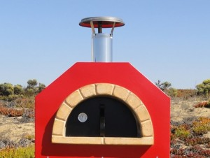 Strada 60 Portable Assembled Pizza Ovens-No Stand