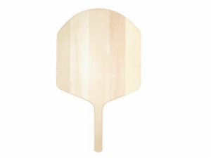 Short Wooden Pizza Peel