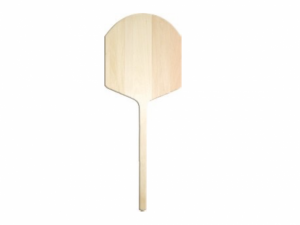 Long Handled Wooden Pizza Peel