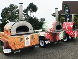 Wood Fired Oven Rental